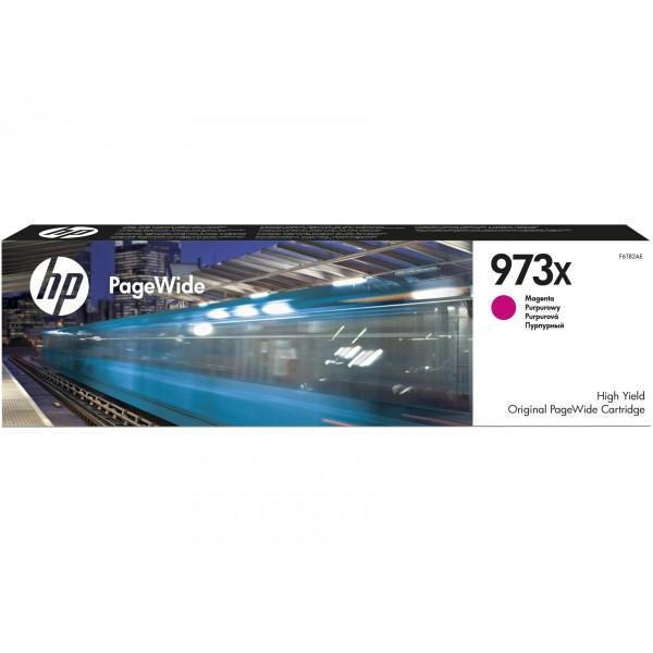 HP 973X Magenta - Cartouche d'encre Magenta HP 973X