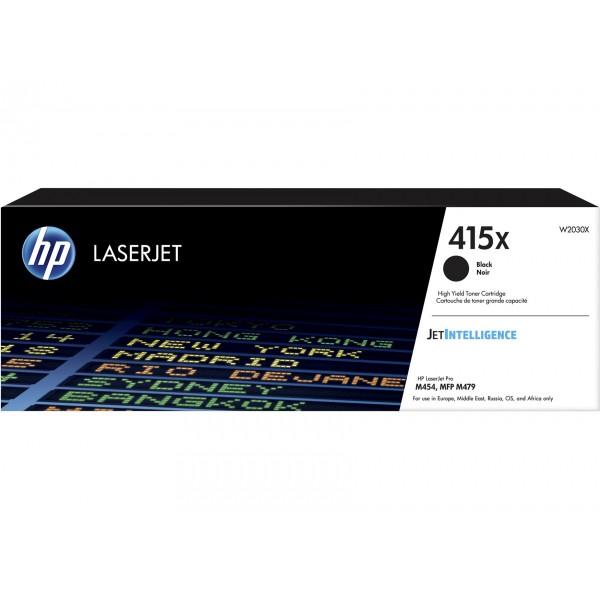 HP 415X noir - Toner noir HP 415X