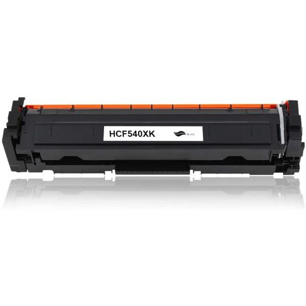 Toner HP compatible HCF540XK (Noir)