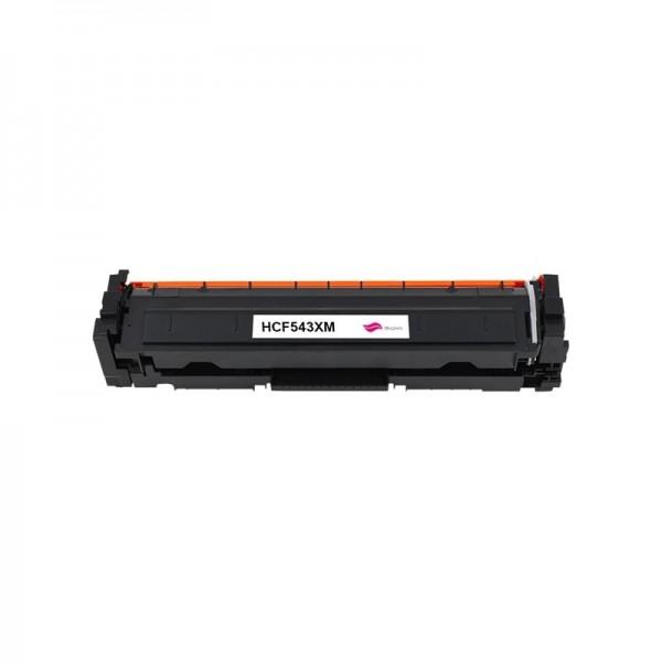 Toner HP compatible HCF543XM (Magenta)