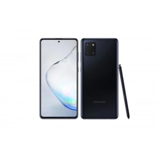 SAMSUNG Galaxy Note 10 Lite (N770F) Silver 6.7DS 4G 6/128 Go