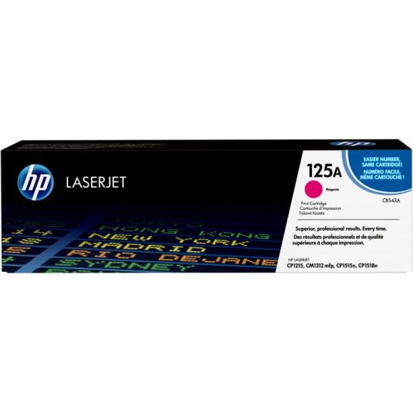 HP CB543A - Toner HP CB543A Colorsphere magenta
