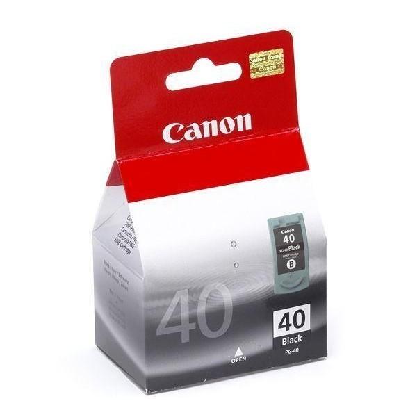 Canon PG 40 - Cartouche d'encre Canon PG-40 noir