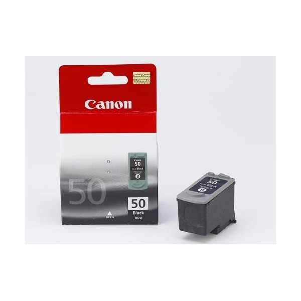 Canon PG 50 - Cartouche d'encre Canon PG-50 noir