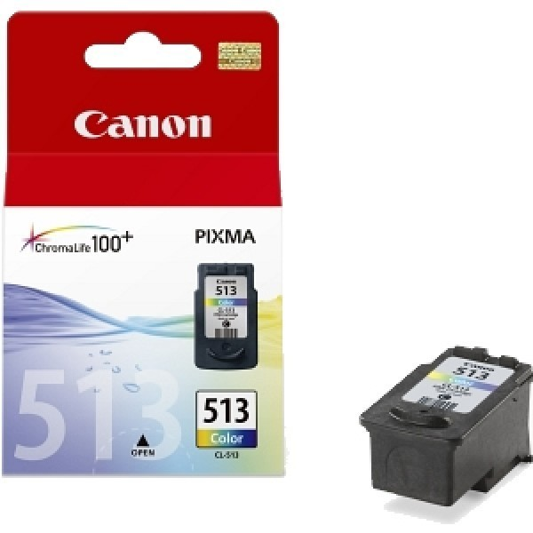 Canon CL-513 - Cartouche d'encre Canon 2971B001 couleur