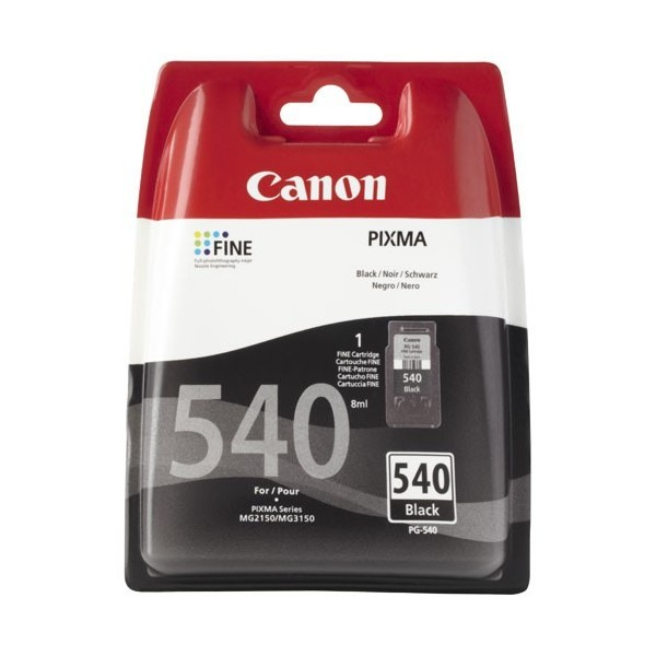 Canon PG-540 - Cartouche d'encre Canon 5225B005 noir