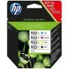 HP 932XL/933XL - C2P42AE - Pack de 4 cartouches HP 932XL et 933XL noir et couleurs