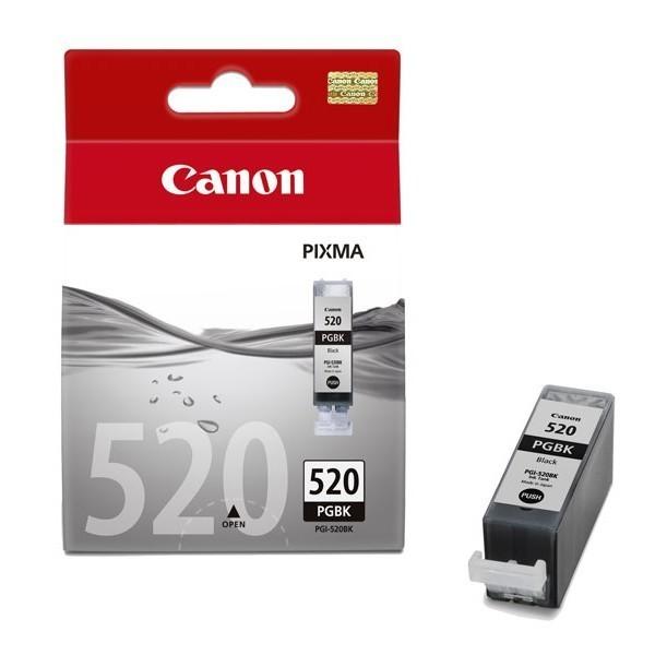 Canon PGI-520BK - Cartouche d'encre Canon PGI-520 BK / 2932B001 noir pigmentee