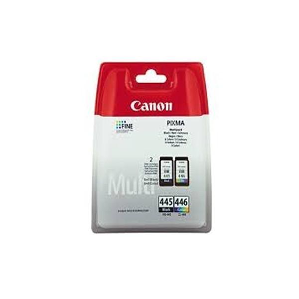 Canon PG-445/CL-446 PACK  - Cartouche d'encre Canon PG-445/CL-446 MULTIPACK