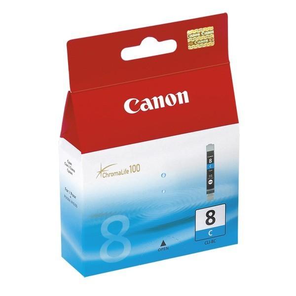 Canon CLI-8C - Cartouche d'encre Canon CLI-8C / 0621B001 cyan