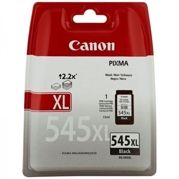 CANON PG545XL BK - Cartouche d'encre REMAN Canon PG-545XL noir 8286B004