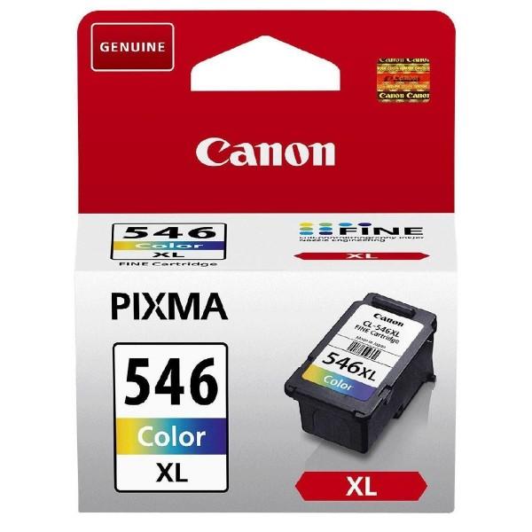 CANON CL546XL C - Cartouche d'encre compatible Canon CL-546XL couleur 8288B004