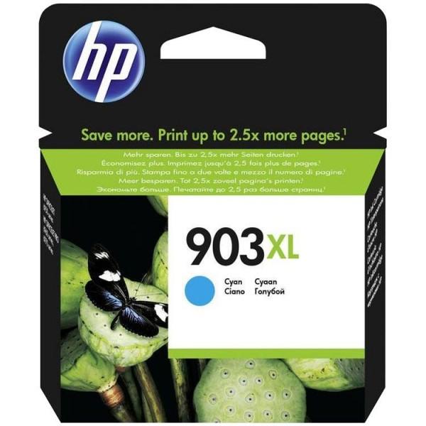 HP 903XL - Cartouche d'encre HP 903XL cyan T6M03AE