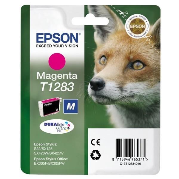 Epson T1283 - Cartouche d'encre Epson C13T128340 magenta (renard)