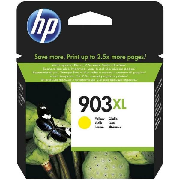 HP 903XL - Cartouche d'encre HP 903XL jaune T6M11AE