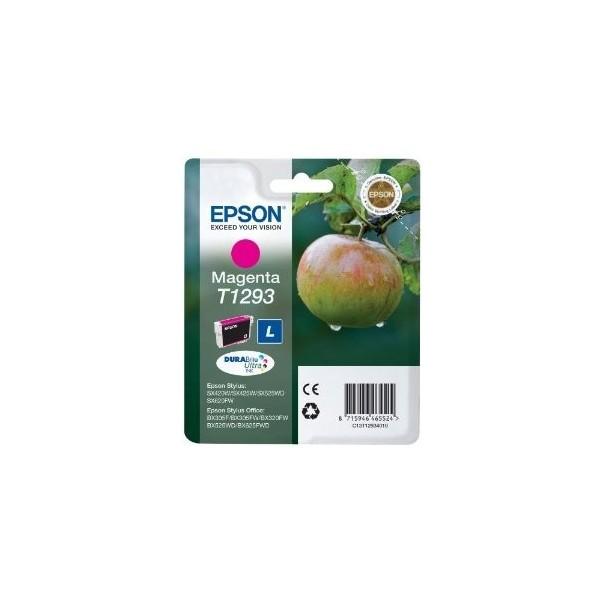 Epson T1293 - Cartouche d'encre Epson C13T129340 magenta (pomme)