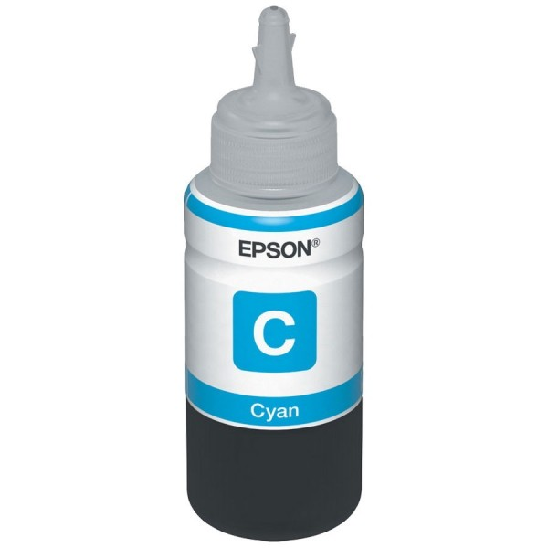 Epson T6642 - Bouteille Epson T6642 cyan