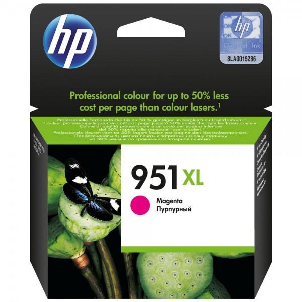 HP 951XL - Cartouche d'encre HP n 951XL CN047AE magenta