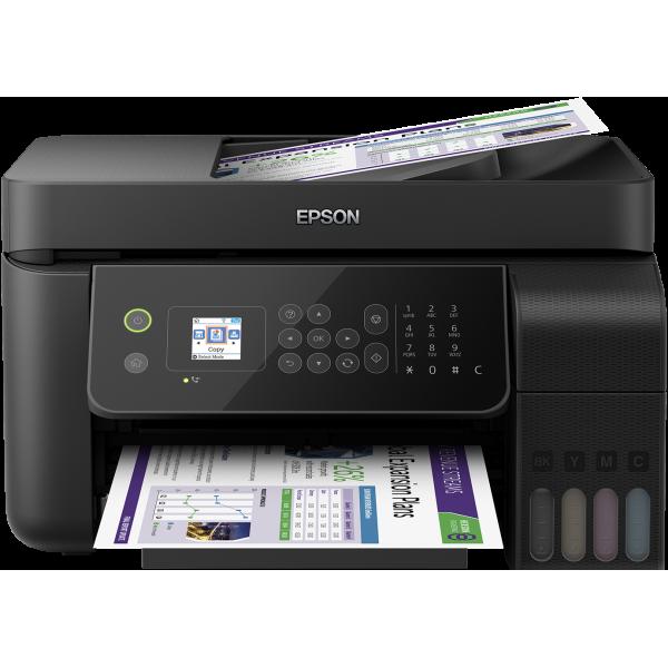 EPSON ECOTANK L5190 MFONCTIONS 4/1 + ADF USB+WIFI