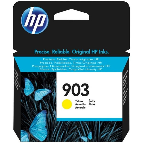 HP 903 - Cartouche d'encre HP 903 jaune T6L85AE