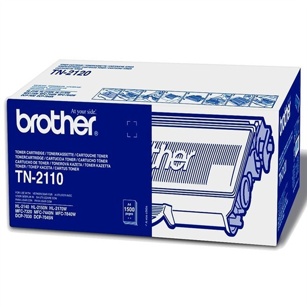 Brother TN-2110 - Toner Brother TN-2110 noir