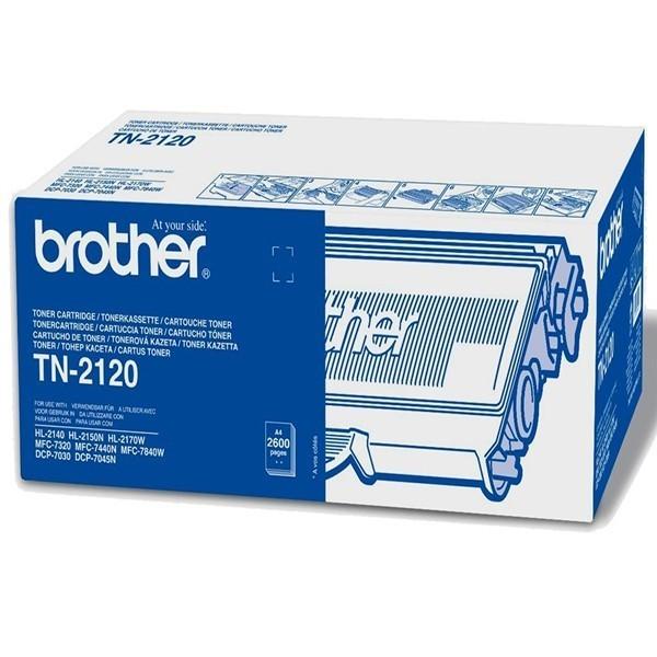 Brother TN-2120 - Toner Brother TN-2120 noir