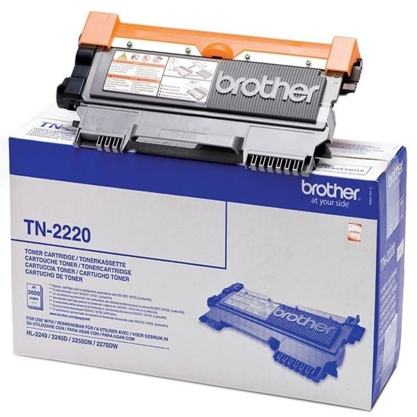 Brother TN-2220 - Toner Brother TN-2220 noir