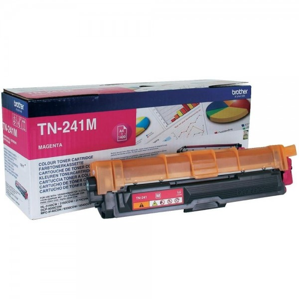Brother TN-241M - Toner Brother TN241M magenta
