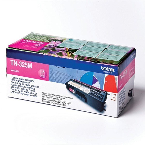 Brother TN-325M - Toner Brother TN325M magenta