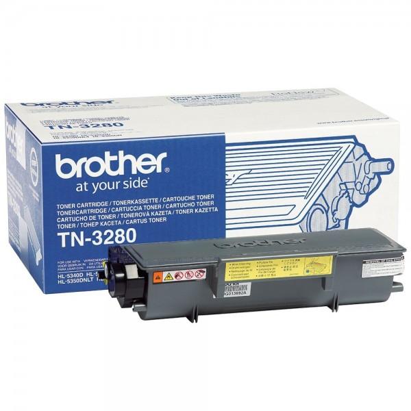 Brother TN-3280 - Toner Brother TN-3280 noir