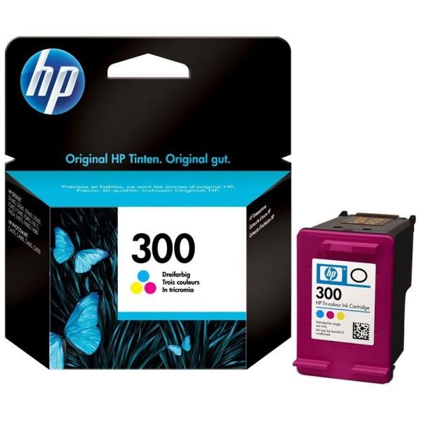 HP 300 - Cartouche d'encre HP n 300 CC643EE Vivera couleur