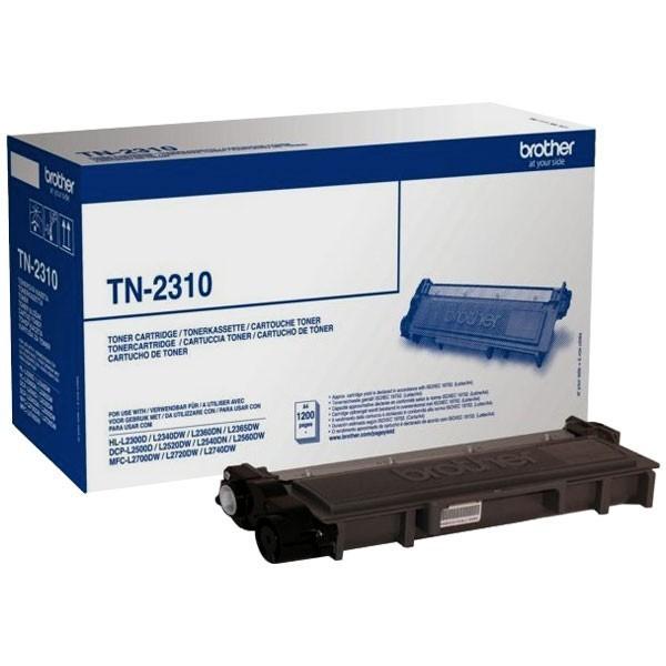 Brother TN-2310 - Toner Brother TN-2310 noir