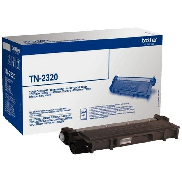Brother TN-2320 - Toner Brother TN-2320 noir