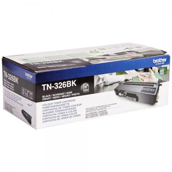 Brother TN-326BK - Toner Brother TN326BK noir