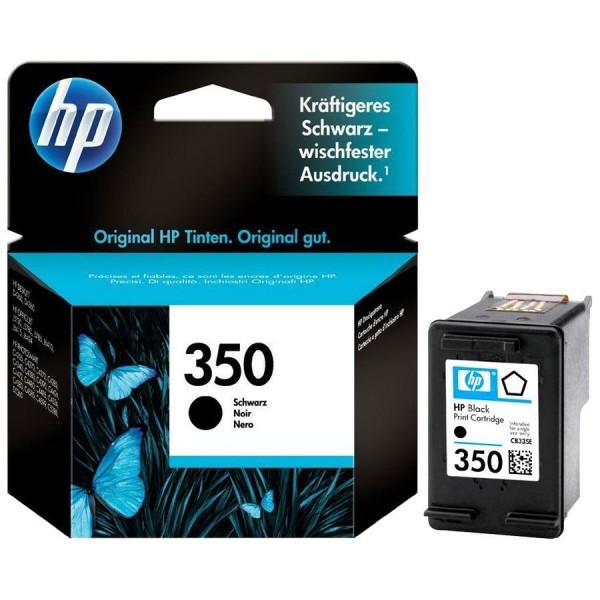 HP 350 - Cartouche d'encre HP n 350 CB335EE Vivera noir