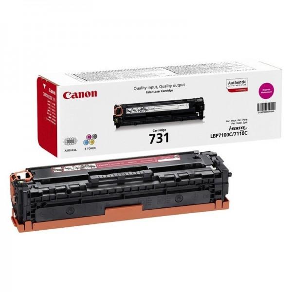 CANON 731 M - Toner d'impression Canon 731 Magenta 6270B002