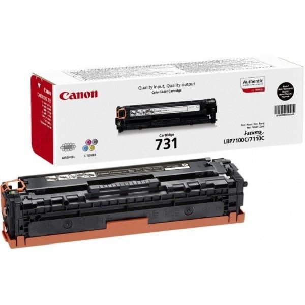 CANON 731 BK - Toner d'impression Canon 731 Noir 6272B002