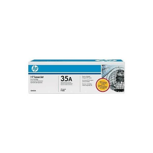 HP 35A - Toner HP CB435A noir