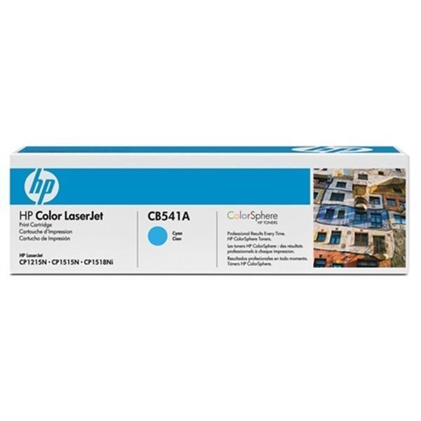 HP CB541A - Toner HP CB541A Colorsphere cyan