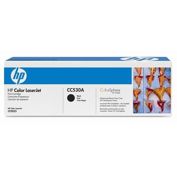 HP 304A - Toner HP CC530A Colorsphere noir