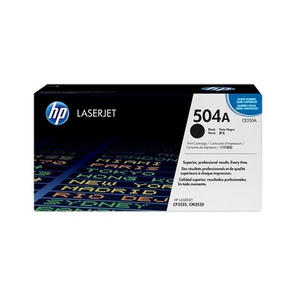 HP CE250A - Toner HP CE250A Colorsphere noir