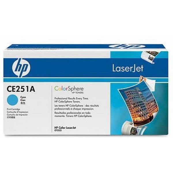 HP CE251A - Toner HP CE251A Colorsphere cyan