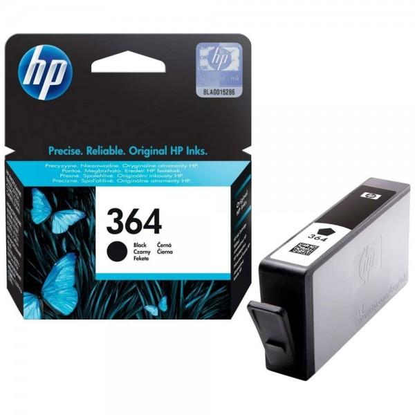 HP 364 - Cartouche d'encre HP n 364 CB316EE / CN680E Vivera noir