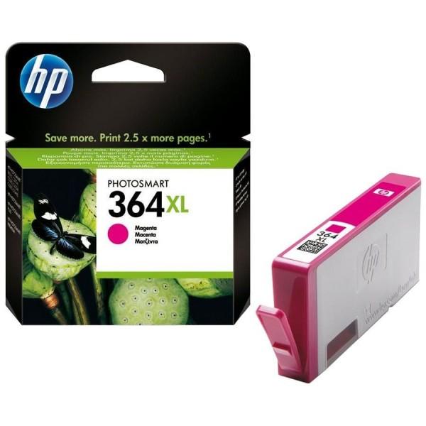 HP 364XL - Cartouche d'encre HP n 364XL CB324EE / CN686EE Vivera magenta