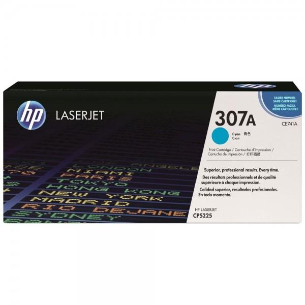 HP CE741A - Toner HP CE741A Colorsphere cyan