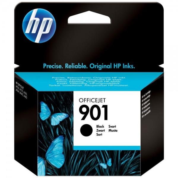 HP 901 - Cartouche d'encre HP n 901 CC653AE noir