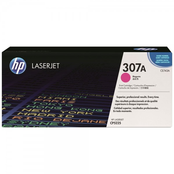 HP CE743A - Toner HP CE743A Colorsphere magenta