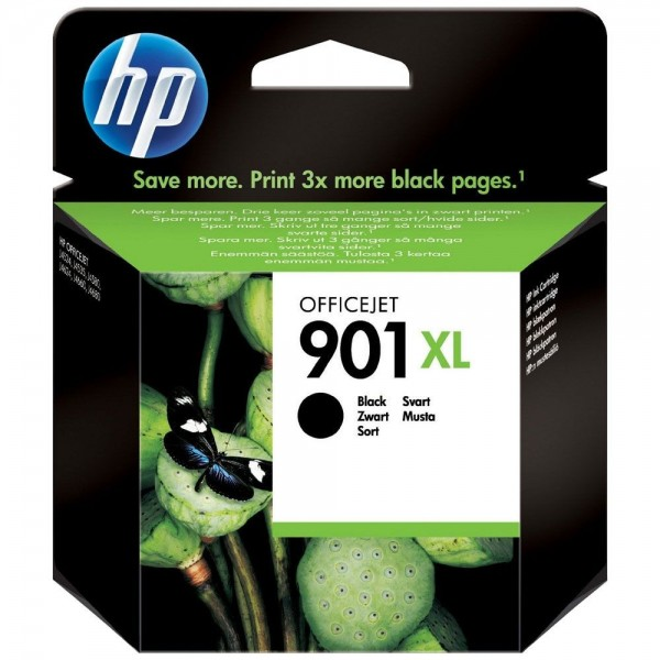 HP 901XL - Cartouche d'encre HP n 901XL CC654AE noir