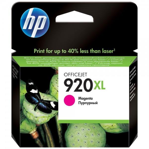 HP 920XL - Cartouche d'encre HP n 920XL CD973AE magenta