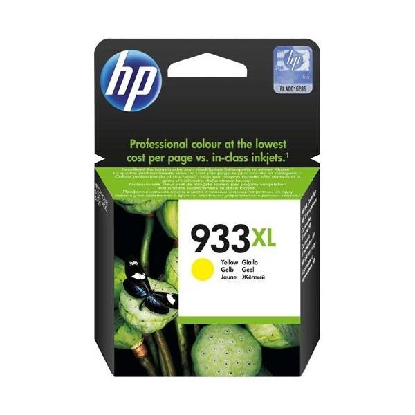 HP 933XL - Cartouche d'encre HP n 933XL CN056AE jaune